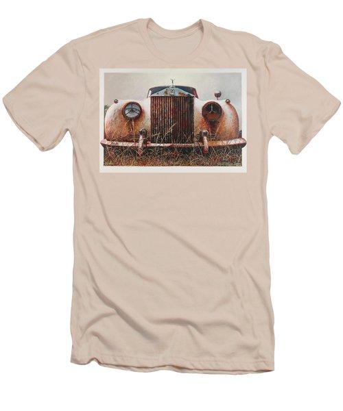 Grace - Rolls Royce Men's T-Shirt (Slim Fit) by Blue Sky