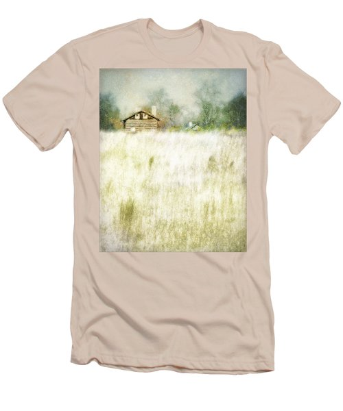 Grasslands Men's T-Shirt (Athletic Fit)