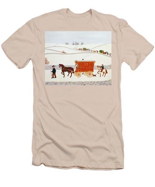 Gypsy Caravan Men's T-Shirt (Athletic Fit)