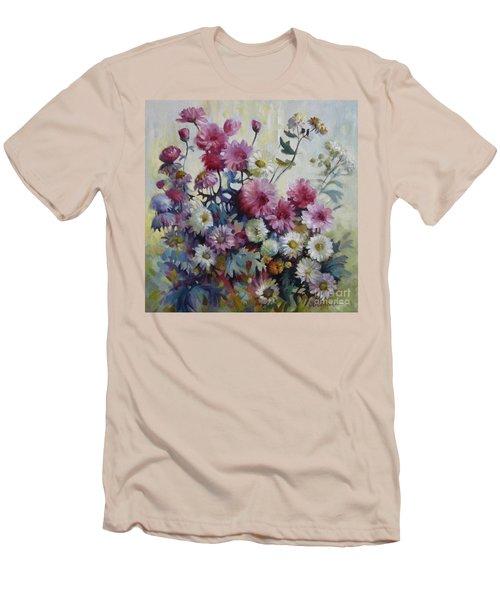 Harmonies Of Autumn Men's T-Shirt (Athletic Fit)