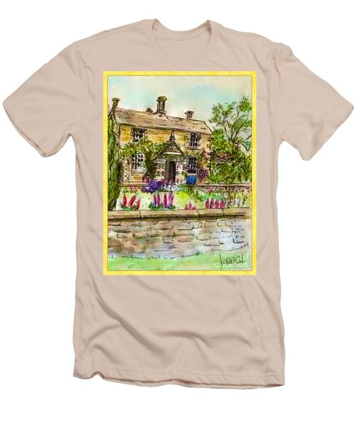 Hilltop Farm Men's T-Shirt (Athletic Fit)