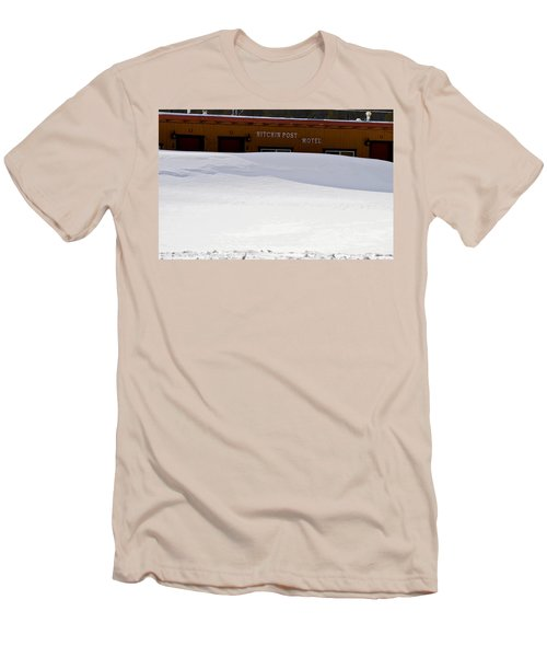 Hitchin' Post April Men's T-Shirt (Athletic Fit)