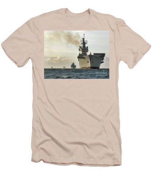 Hms Ark Royal  Men's T-Shirt (Athletic Fit)