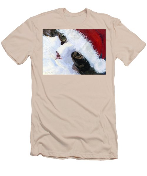 Ho Ho Harley Men's T-Shirt (Athletic Fit)