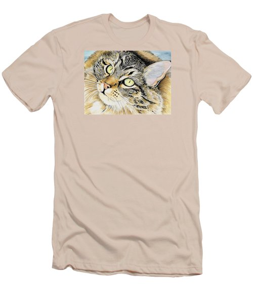 Hopeful Men's T-Shirt (Athletic Fit)