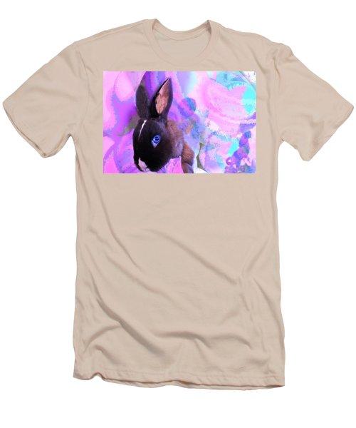 Hoppy Easter Men's T-Shirt (Athletic Fit)