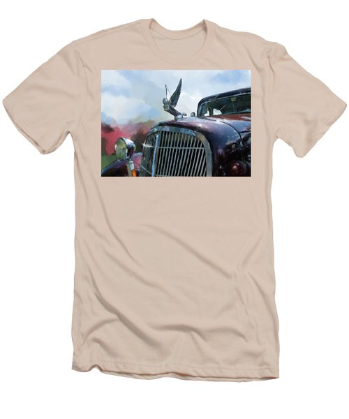 Hudson Men's T-Shirt (Slim Fit) by Debra Baldwin