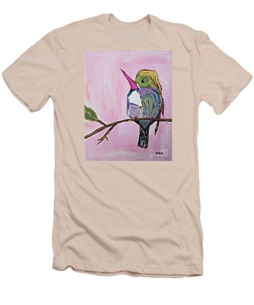 Hummingbird No. 1 Men's T-Shirt (Slim Fit)
