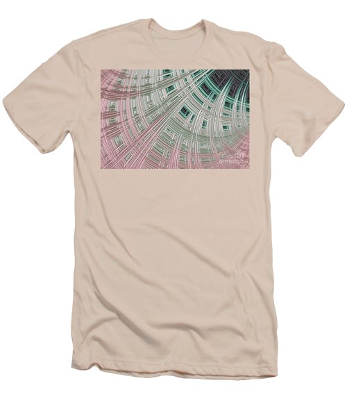Ice Palace Men's T-Shirt (Athletic Fit)