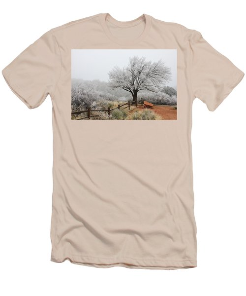 In The Quiet Of The Fog 2 Men's T-Shirt (Athletic Fit)