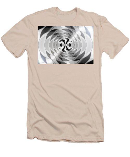 Infinity Bonded Men's T-Shirt (Slim Fit) by Derek Gedney