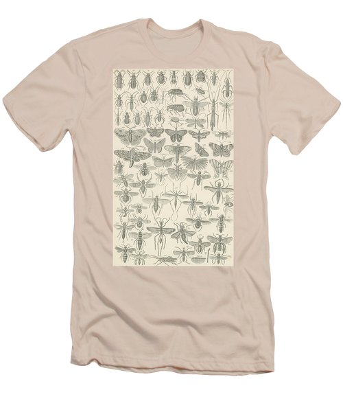Insects Men's T-Shirt (Athletic Fit)