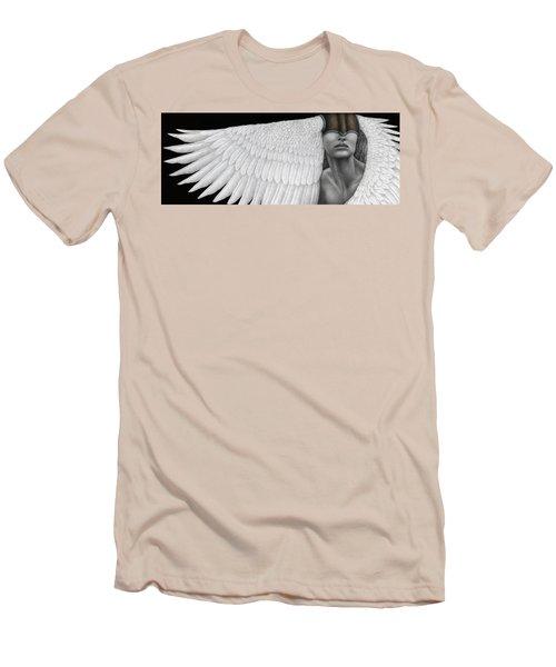 Inward Flight Men's T-Shirt (Slim Fit) by Pat Erickson