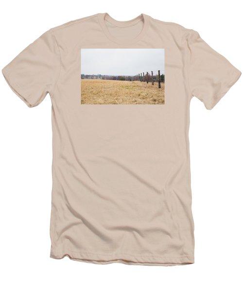 Key Hill 3 Men's T-Shirt (Athletic Fit)