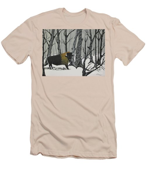 King Of The Woods Men's T-Shirt (Athletic Fit)
