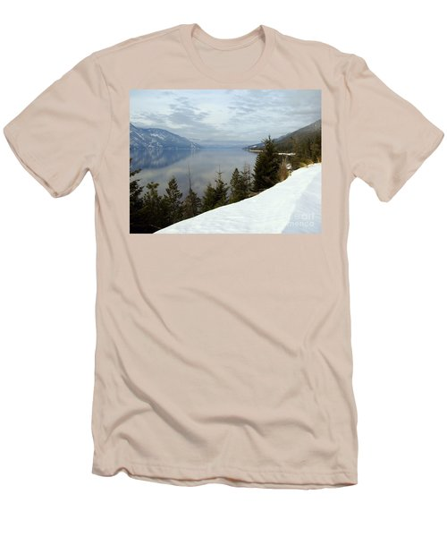 Kootenay Paradise Men's T-Shirt (Athletic Fit)