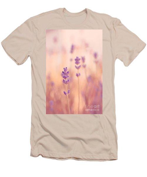 Lavandines 02 - S09a Men's T-Shirt (Athletic Fit)