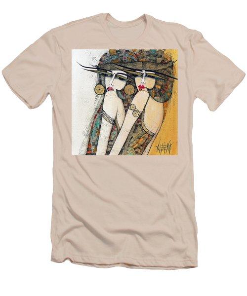 Les Demoiselles Men's T-Shirt (Athletic Fit)