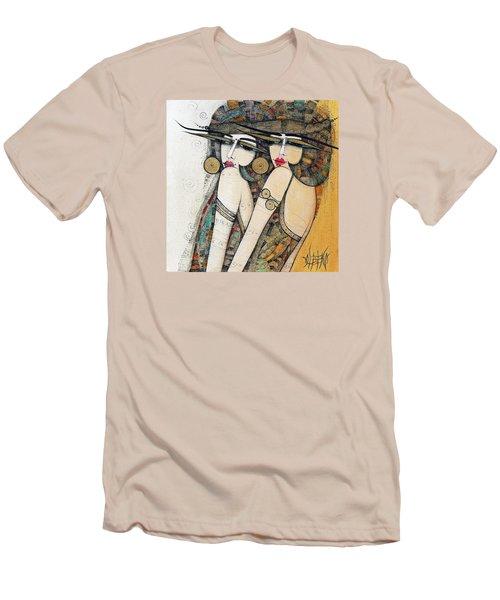 Les Demoiselles Men's T-Shirt (Slim Fit)