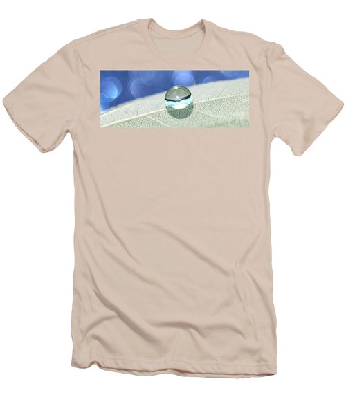 Liquid Drop Men's T-Shirt (Athletic Fit)