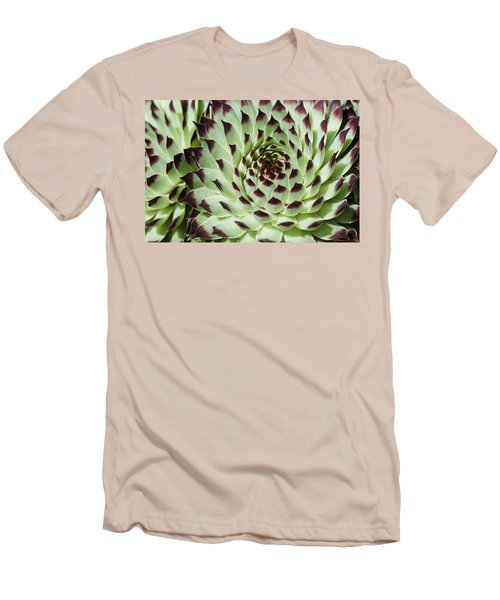 Men's T-Shirt (Slim Fit) featuring the photograph Live-for-ever by Lana Enderle