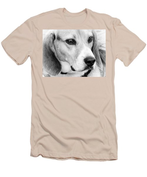 Men's T-Shirt (Slim Fit) featuring the photograph Lost In Thought by Erika Weber