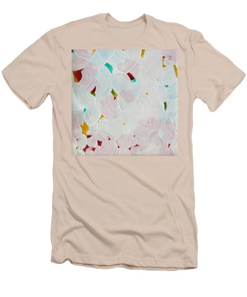 Lucent Entanglement C2013 Men's T-Shirt (Slim Fit) by Paul Ashby