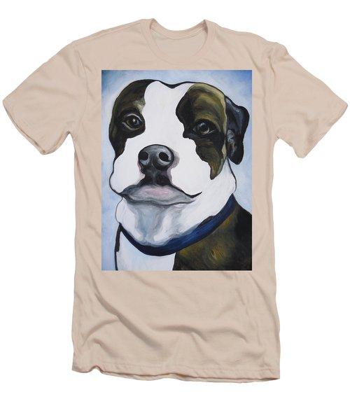Lugnut Portrait Men's T-Shirt (Athletic Fit)