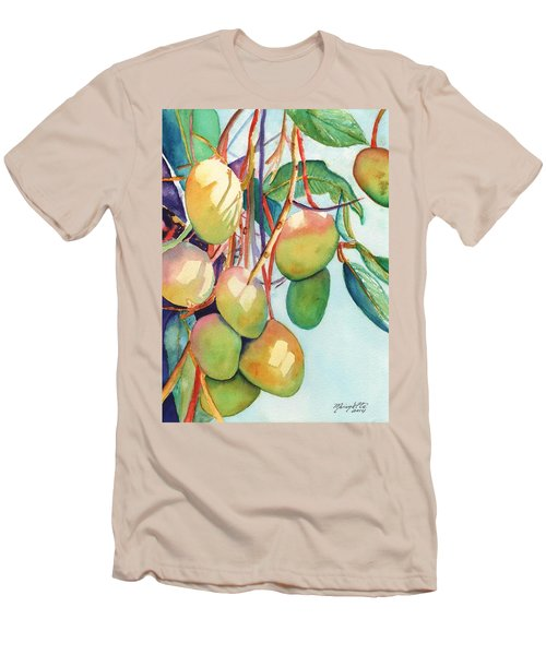 Mangoes Men's T-Shirt (Athletic Fit)