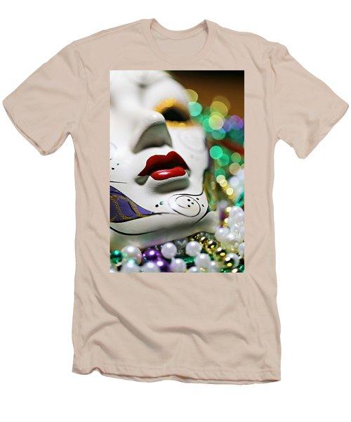 Mardi Gras II Men's T-Shirt (Athletic Fit)