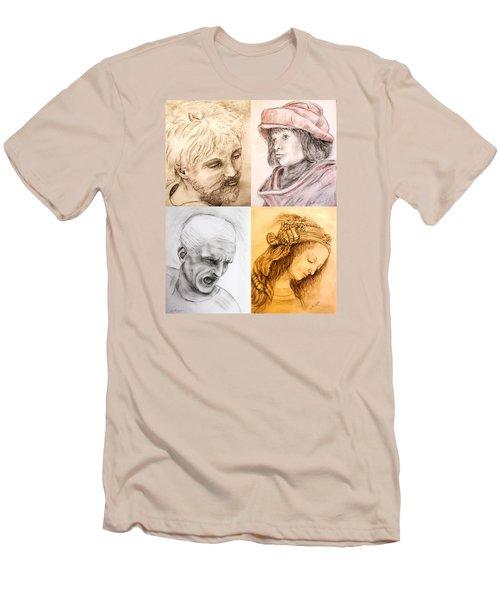 Master Studies Men's T-Shirt (Athletic Fit)
