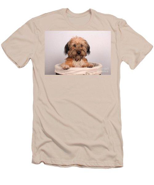 Max 2 Men's T-Shirt (Slim Fit) by Randi Grace Nilsberg