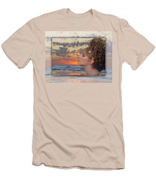Melinda Men's T-Shirt (Athletic Fit)