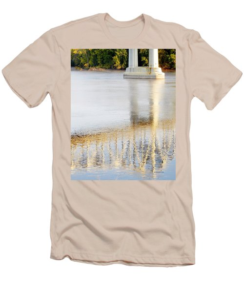 Mississippi Reflection Men's T-Shirt (Athletic Fit)