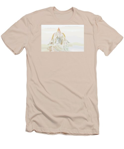 Mount Helm Men's T-Shirt (Slim Fit) by Kevin McLaughlin
