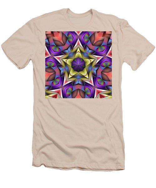 Natural Attributes 16 Square Men's T-Shirt (Athletic Fit)