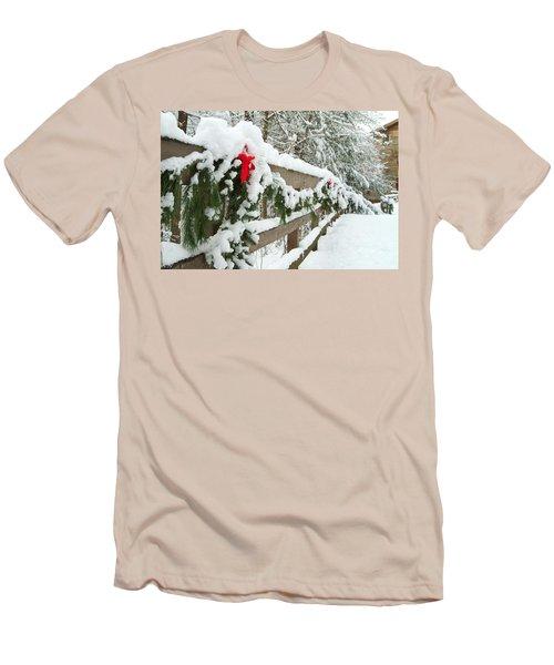 Nature's Decorations Men's T-Shirt (Athletic Fit)