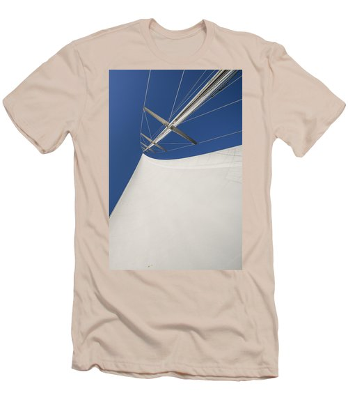 Obsession Sails 4 Men's T-Shirt (Athletic Fit)