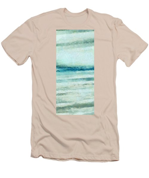 Ocean 7 Men's T-Shirt (Slim Fit) by Angelina Vick