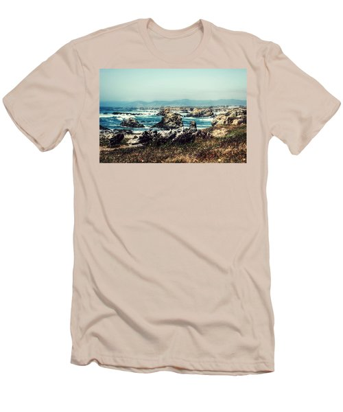 Ocean Breeze Men's T-Shirt (Athletic Fit)