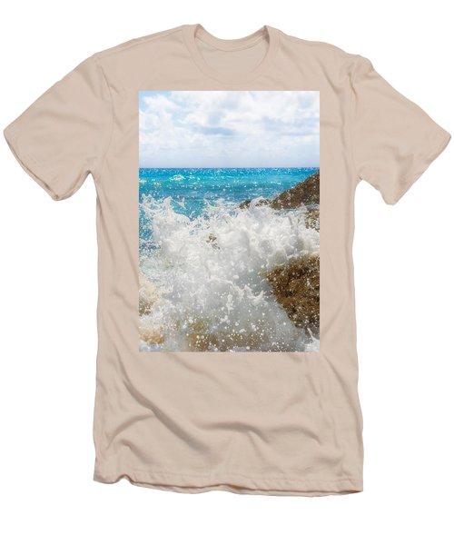 Ocean Spray Men's T-Shirt (Athletic Fit)