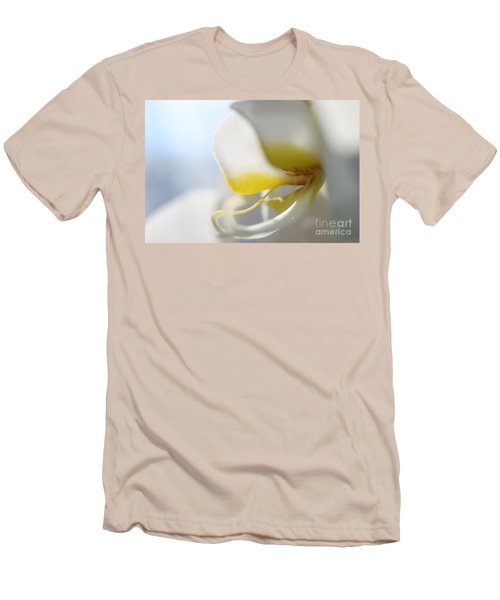 Orchid Melody  Men's T-Shirt (Slim Fit)