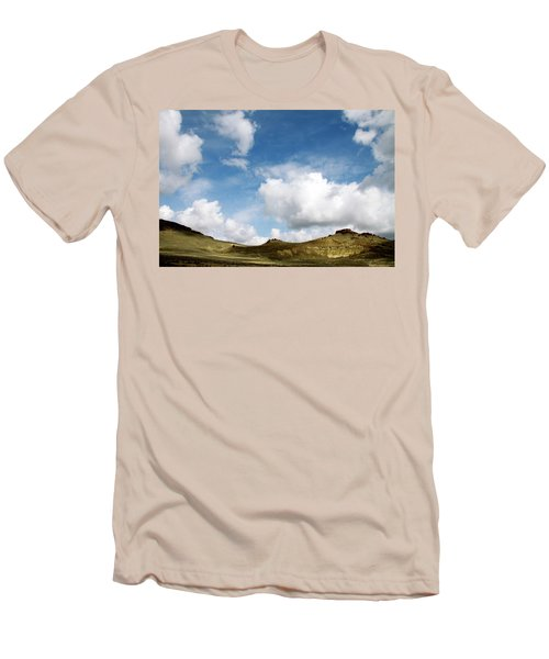 Oregon Trail Country Men's T-Shirt (Athletic Fit)
