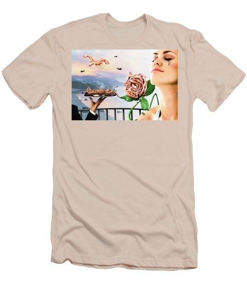Pamina Men's T-Shirt (Athletic Fit)