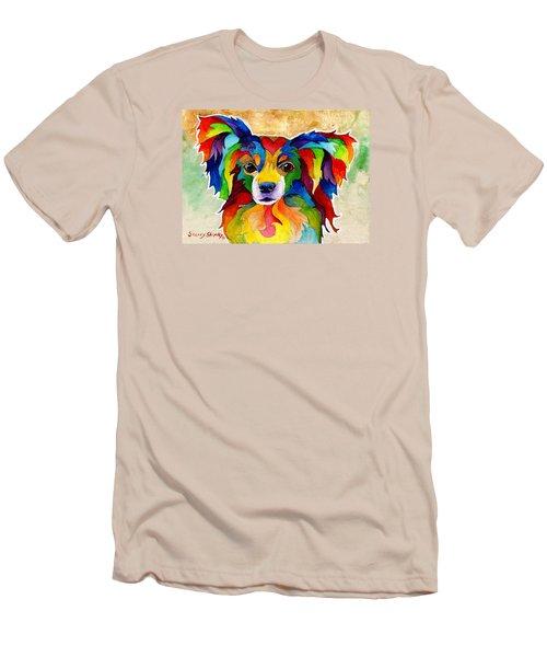 Papillon Men's T-Shirt (Athletic Fit)