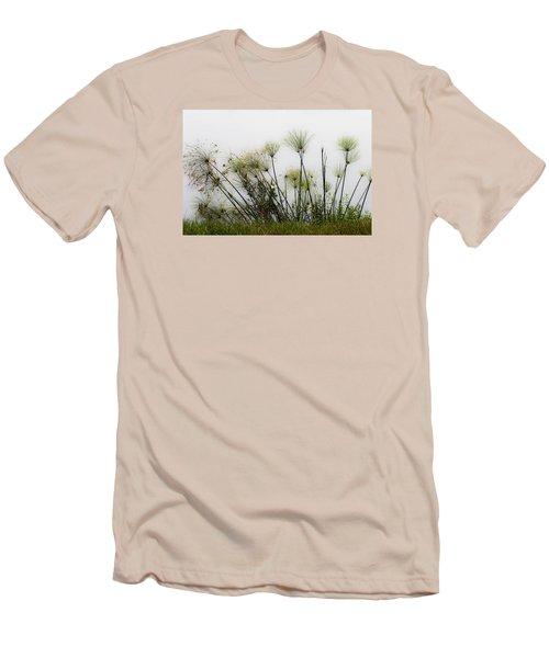 Papyrus Men's T-Shirt (Slim Fit) by Menachem Ganon