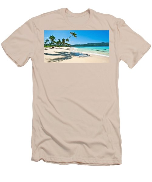Playa Rincon Men's T-Shirt (Athletic Fit)