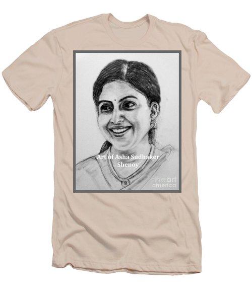 Pretty Smile Men's T-Shirt (Athletic Fit)
