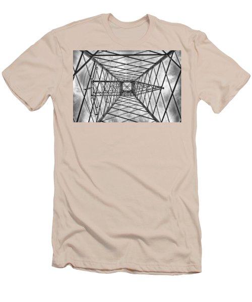 Pylon Men's T-Shirt (Athletic Fit)