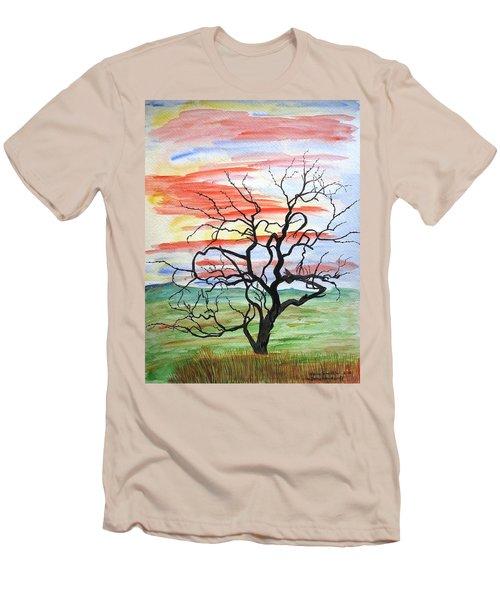 Rainbow Mesquite Men's T-Shirt (Athletic Fit)